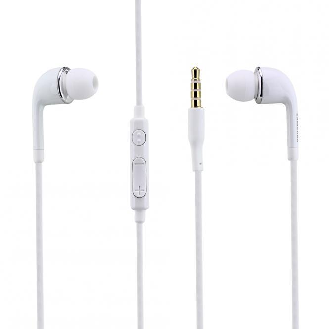 original eo eg900bw samsung stereo inear kopfh rer headset. Black Bedroom Furniture Sets. Home Design Ideas